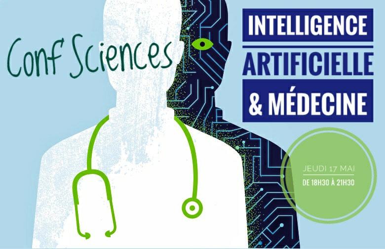 Conférence scientifique : l'Intéllignce Artificielle en médecine